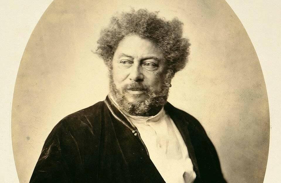 Александр дюма – биография, фото, личная жизнь, книги