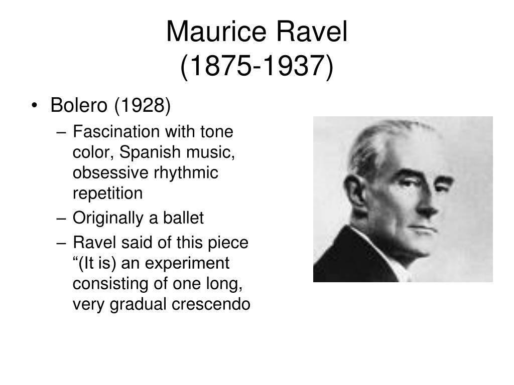 Равель, морис — википедия. что такое равель, морис