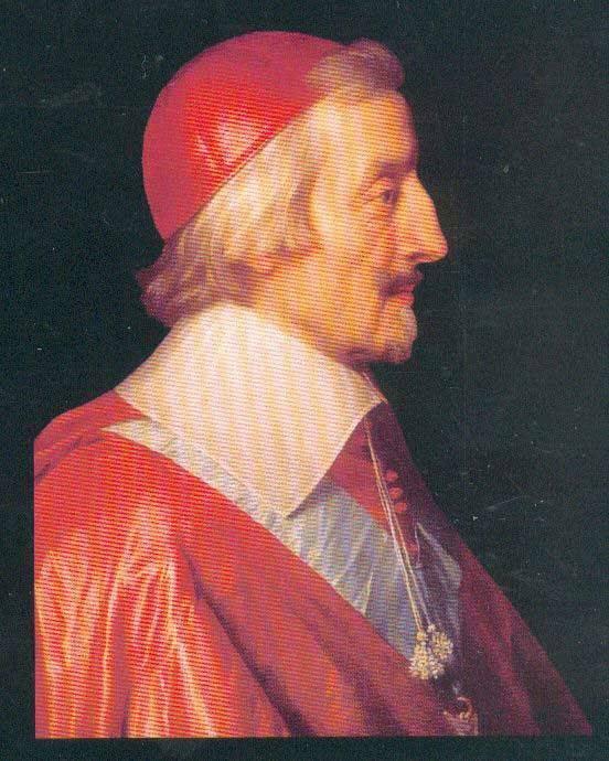 Арман жан дю плесси, кардинал ришелье (1585–1642). 100 великих политиков