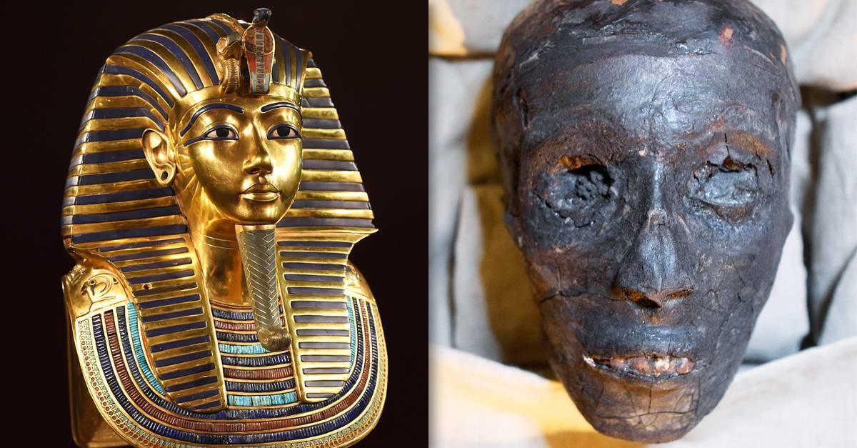 Тутанхамон | 10 фактов о знаменитом фараоне древнего египта