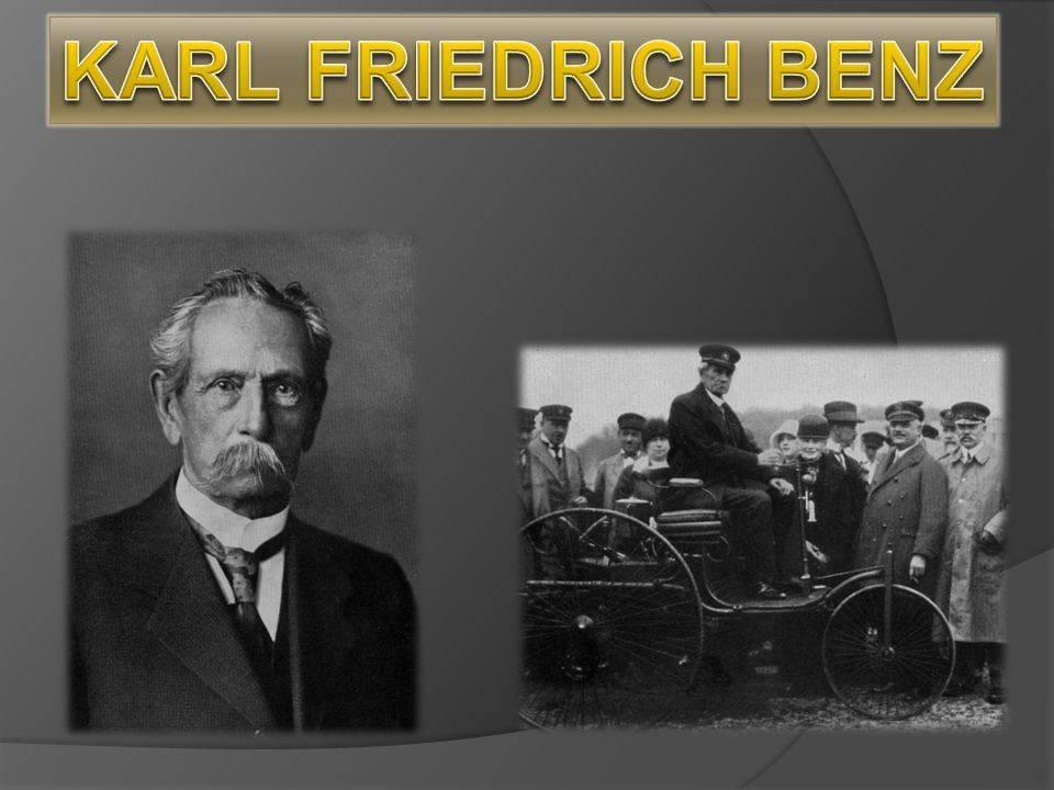 Изобретатель автомобиля и слесарь. что еще интересного мы знаем о карле бенце?