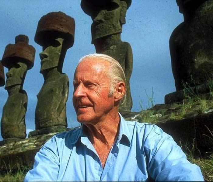 Кто такой тур хейердал: его биография, путешествия, интересные факты, судьба