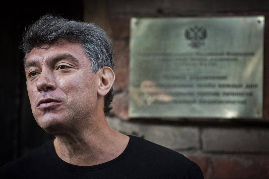 Борис ефимович немцов: биография