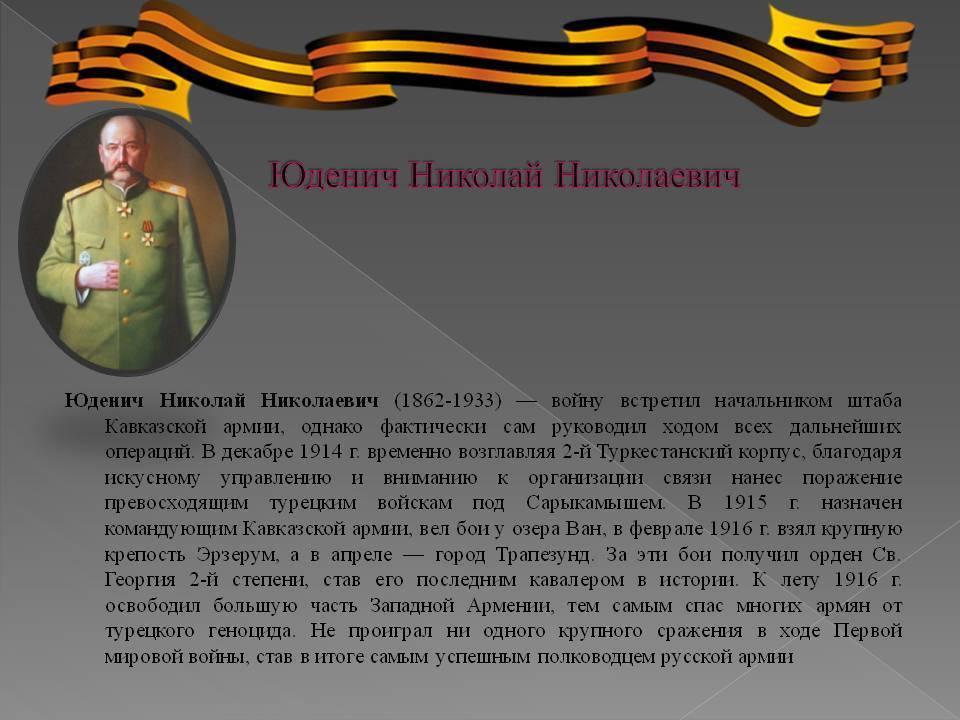 Юденич - вики