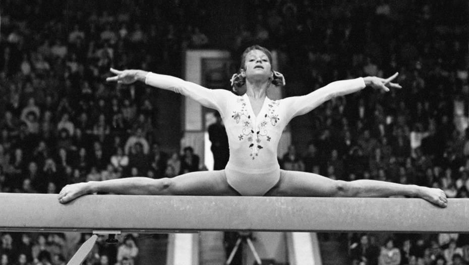 Ольга корбут. олимпийская чемпионка. биография. видео фото