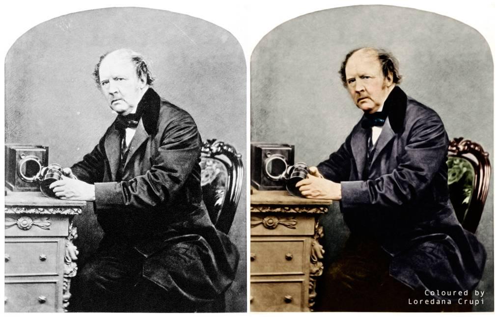 Уильям толбот — изобретатель фотографий на бумаге