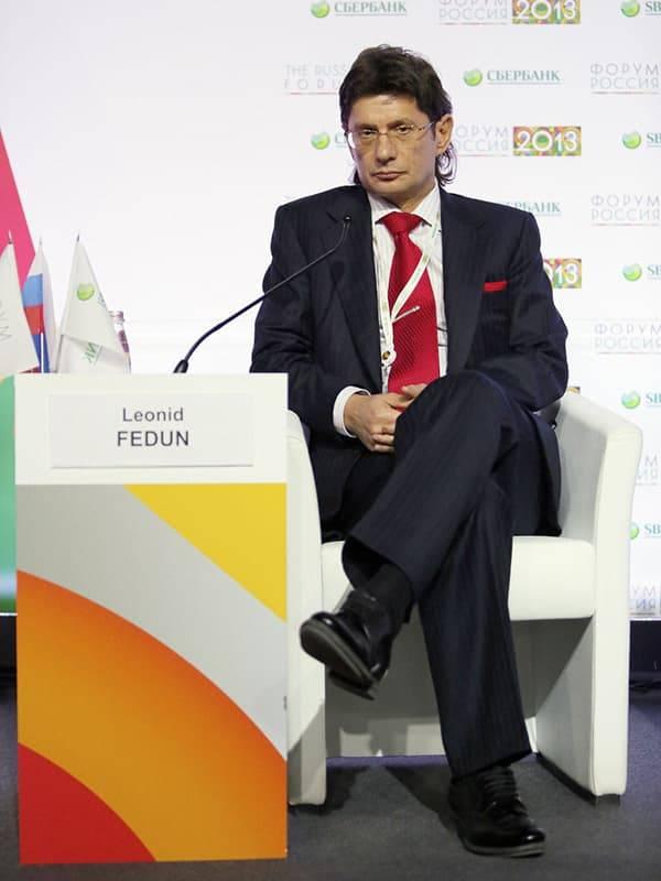 Федун леонид арнольдович - биография, новости, фото, дата рождения, пресс-досье. персоналии глобалмск.ру.