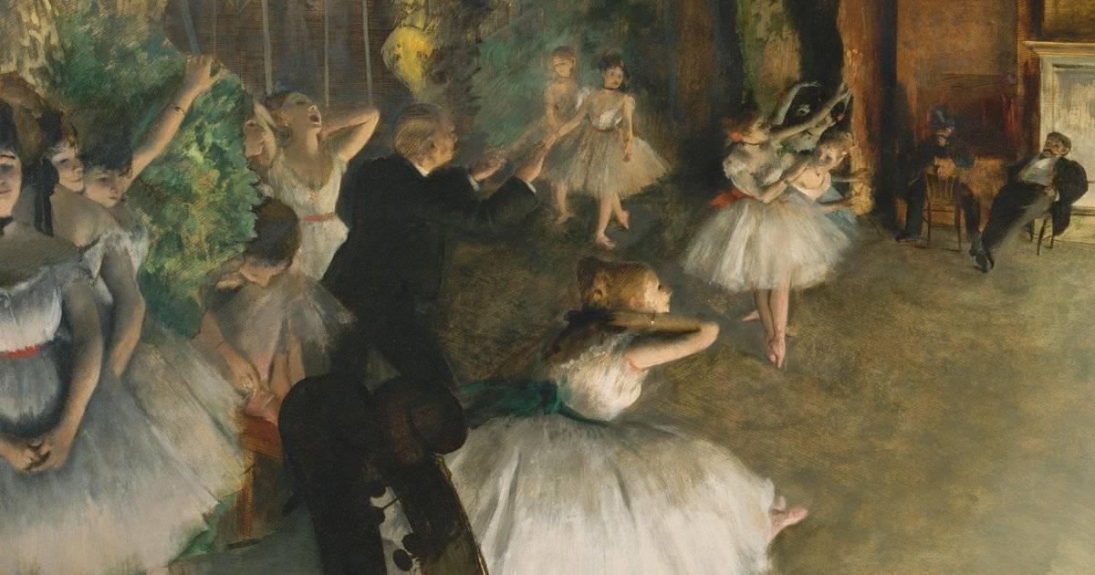 Эдгар дега: биография, самые известные произведения. эдгар дега - французский художник-импрессионист