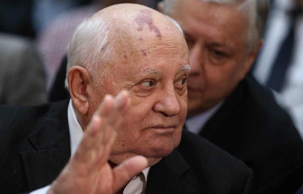 Михаил горбачев - биография, факты, фото