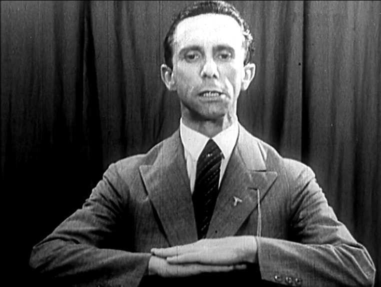 Йозеф геббельс — биография начальника фашистской пропаганды