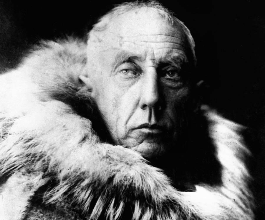 Руаль амундсен. биография, открытия, путешествия