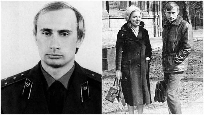 Родители путина: как владимир и мария путины смогли воспитать президента россии