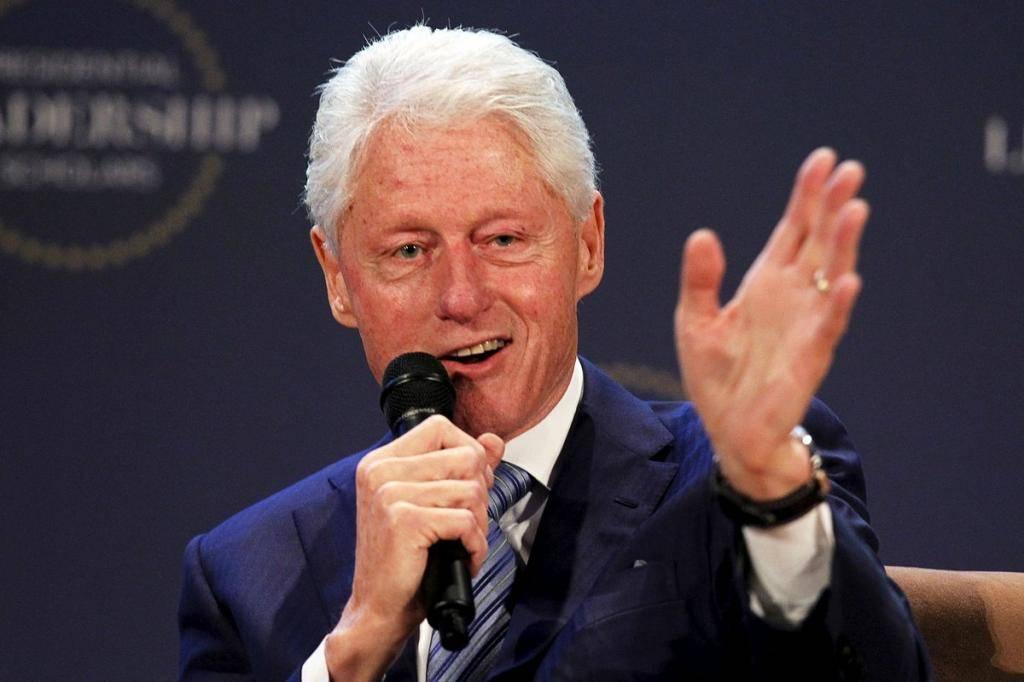 Биография Билла Клинтона