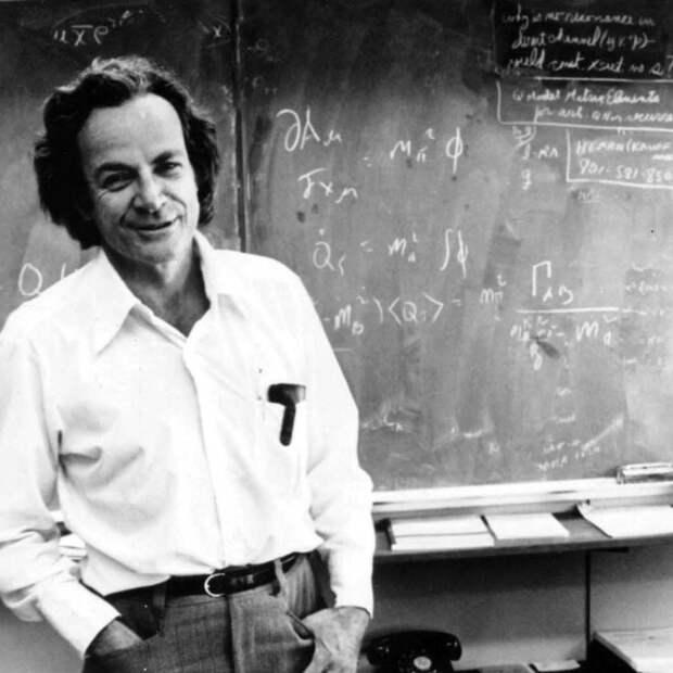 Выдающийся американский учёный ричард фейнман: биография и достижения, цитаты