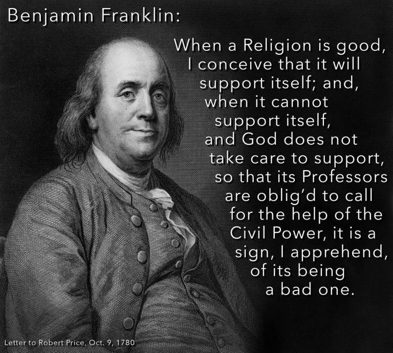 Франклин, бенджамин