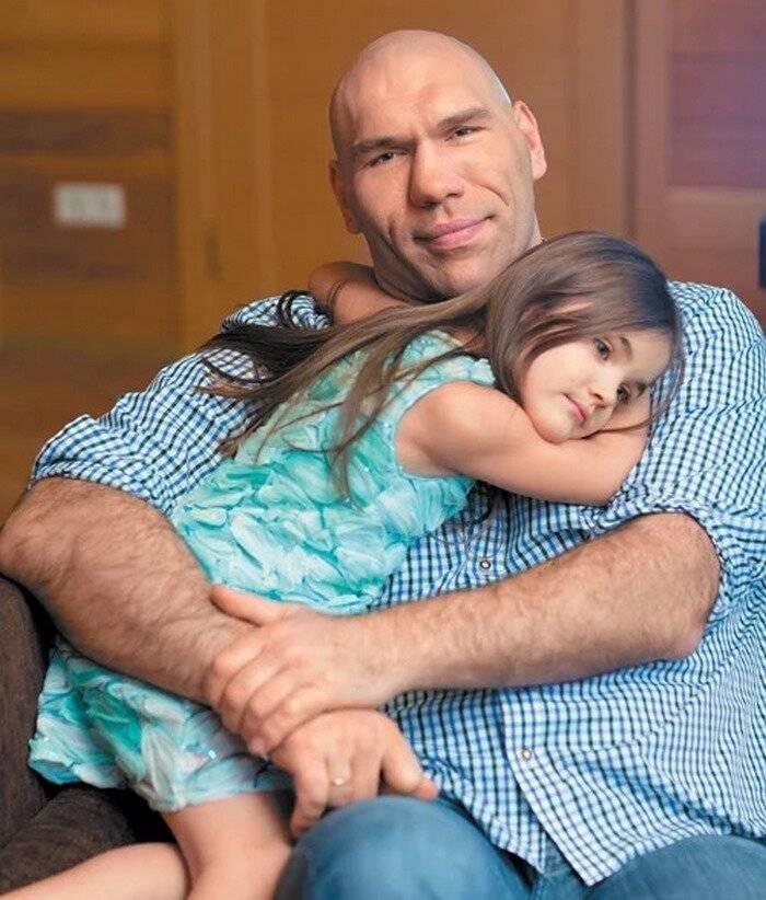 Николай валуев биография, фото, рост и вес, его семья, жена и дети 2020