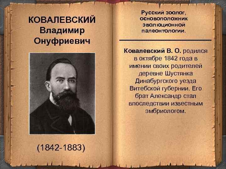 Ковалевский, владимир онуфриевич википедия