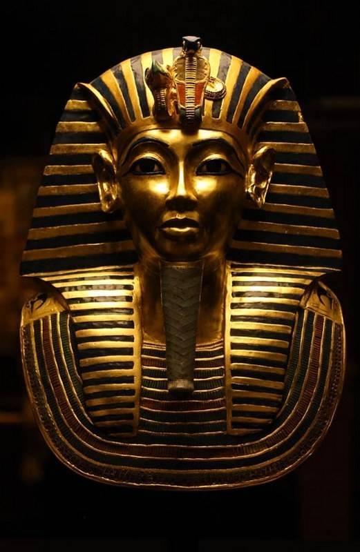 Тутанхамон - самый известный фараон древнего египта