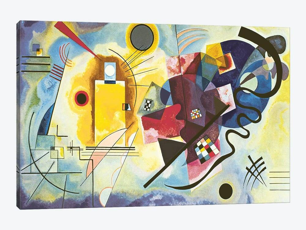 Оценка, продажа и реализация картин в.в. кандинского