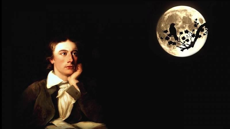 Джон китс (john keats) - биография