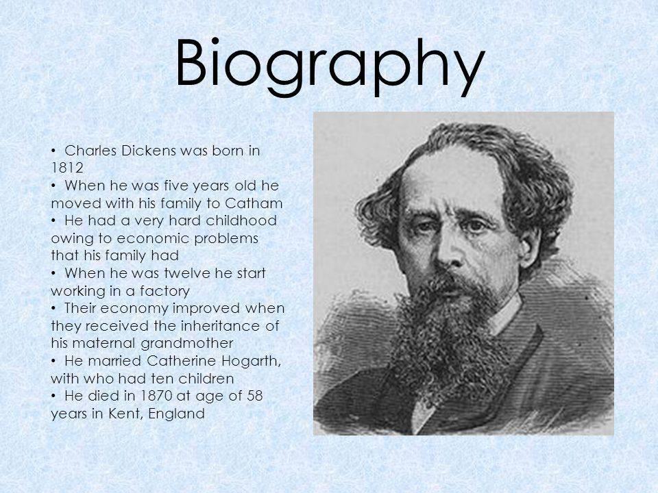 Чарльз диккенс - биография, личная жизнь, фото