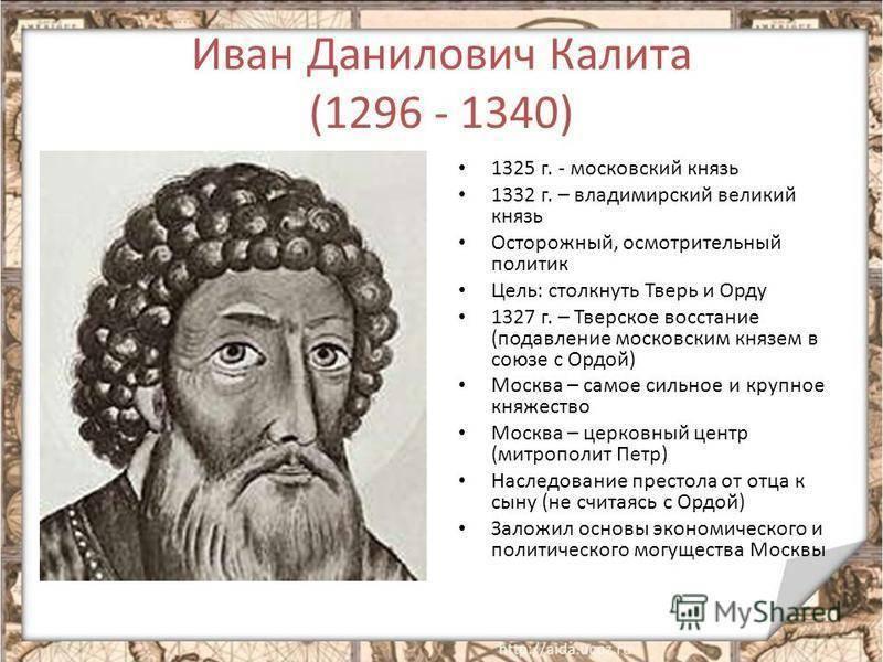 Калита, иван александрович — википедия