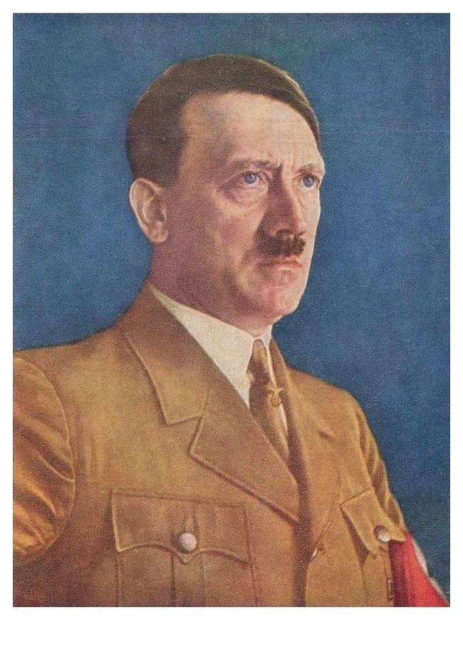 Гитлер: от художника до фюрера