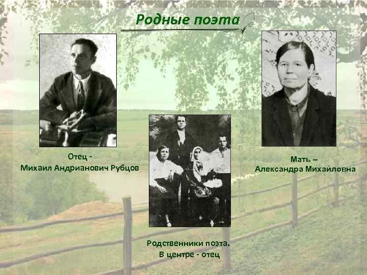 Николай рубцов - биография, личная жизнь, фото