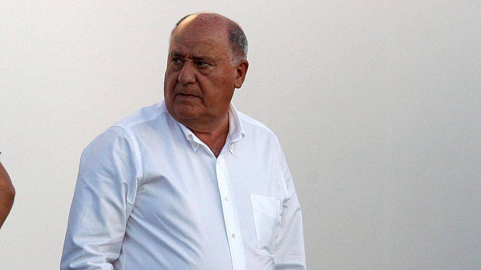 Амансио ортега - биография