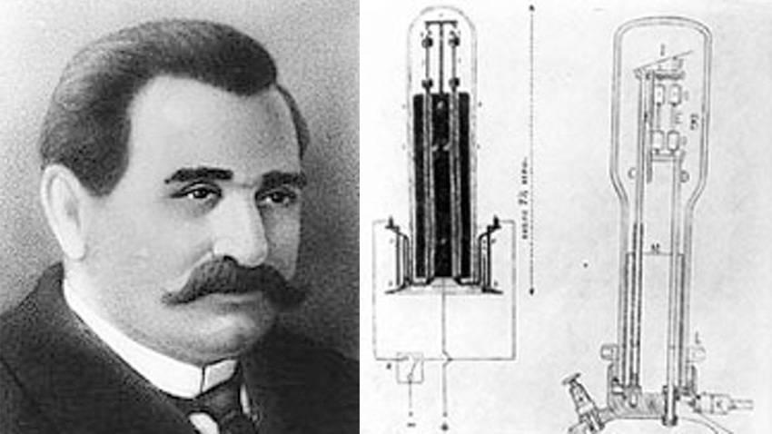 Русские изобретатели. лодыгин