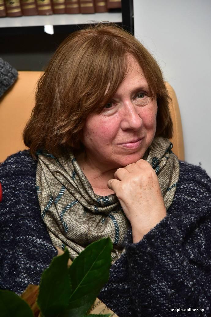 Светлана алексиевич: биография, личная жизнь, фото и видео