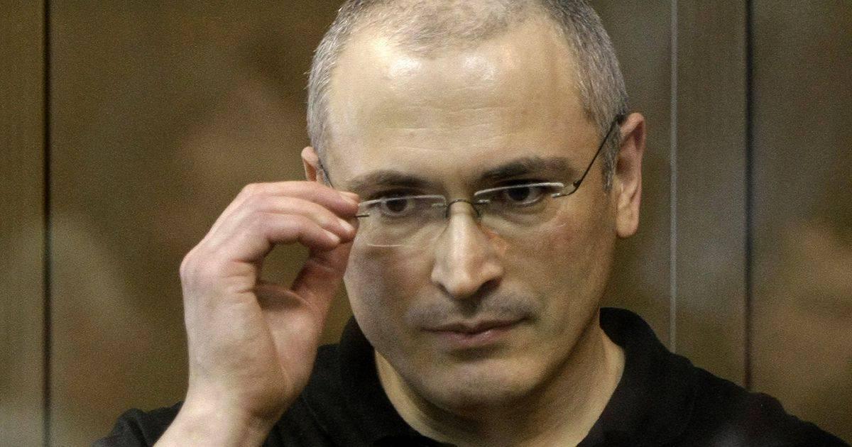 Михаил ходорковский: биография