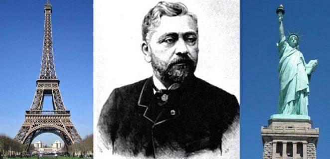 Гюстав эйфель биография