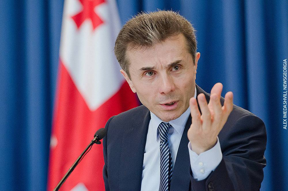 Кавказский узел | где бидзина иванишвили? почему он не обращается к стране?