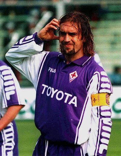 Габриэль батистута - аргентинский охотник за голами - football classic
