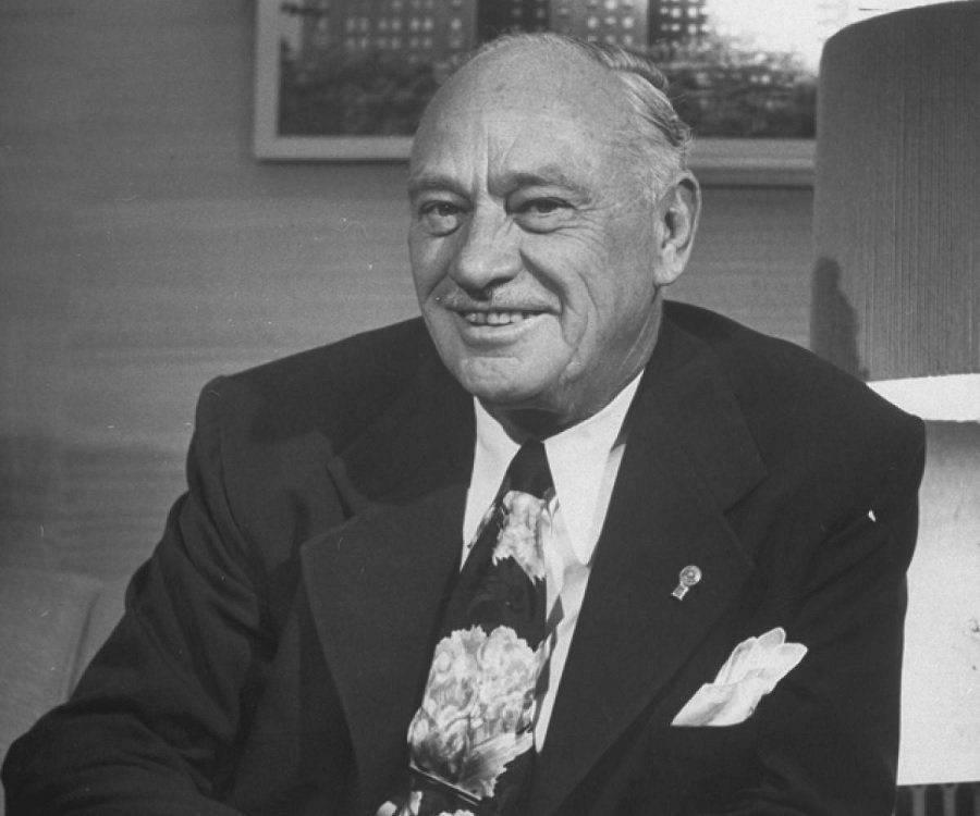 """Конрад хилтон - американский предприниматель, основатель корпорации отелей """"хилтон"""" - биография, фото, видео"""