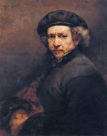 Рембрандт: биография, творчество, факты и видео