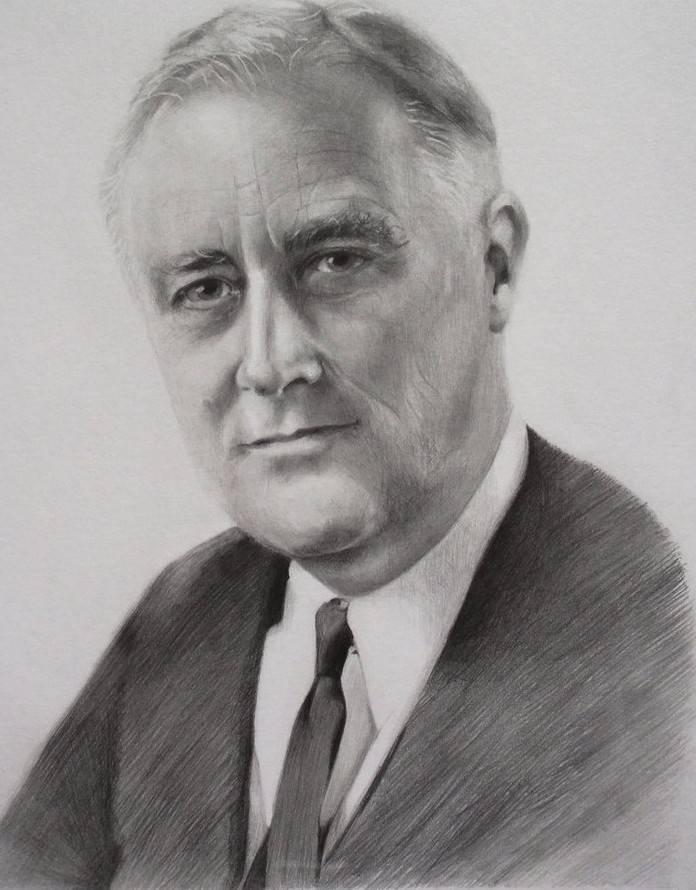 Франклин рузвельт - биография, информация, личная жизнь