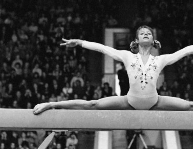 Ольга корбут: биография, личная жизнь, спортивные достижения :: syl.ru