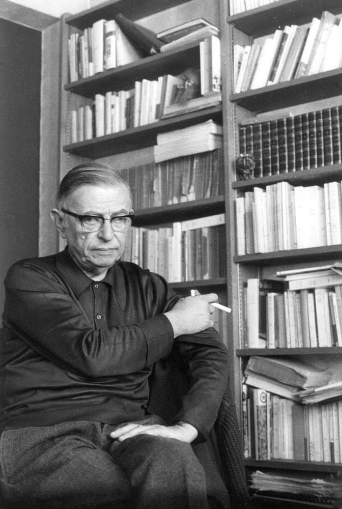 Жан-поль сартр биография, экзистенциализм, материалы и работы