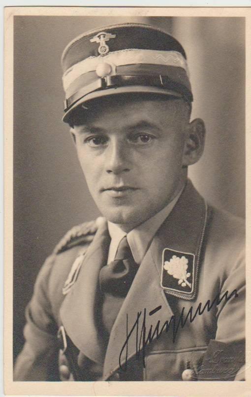 Генрих мюллер: куда исчез шеф гестапо после войны   русская семерка