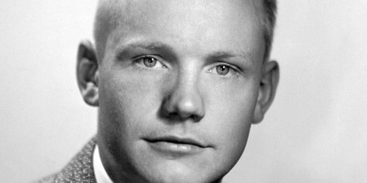 Краткая биография нила армстронга