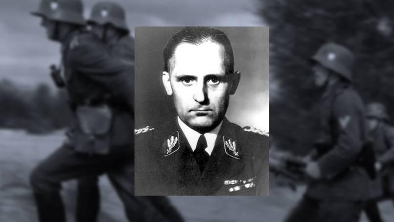 Шеф гестапо генрих мюллер