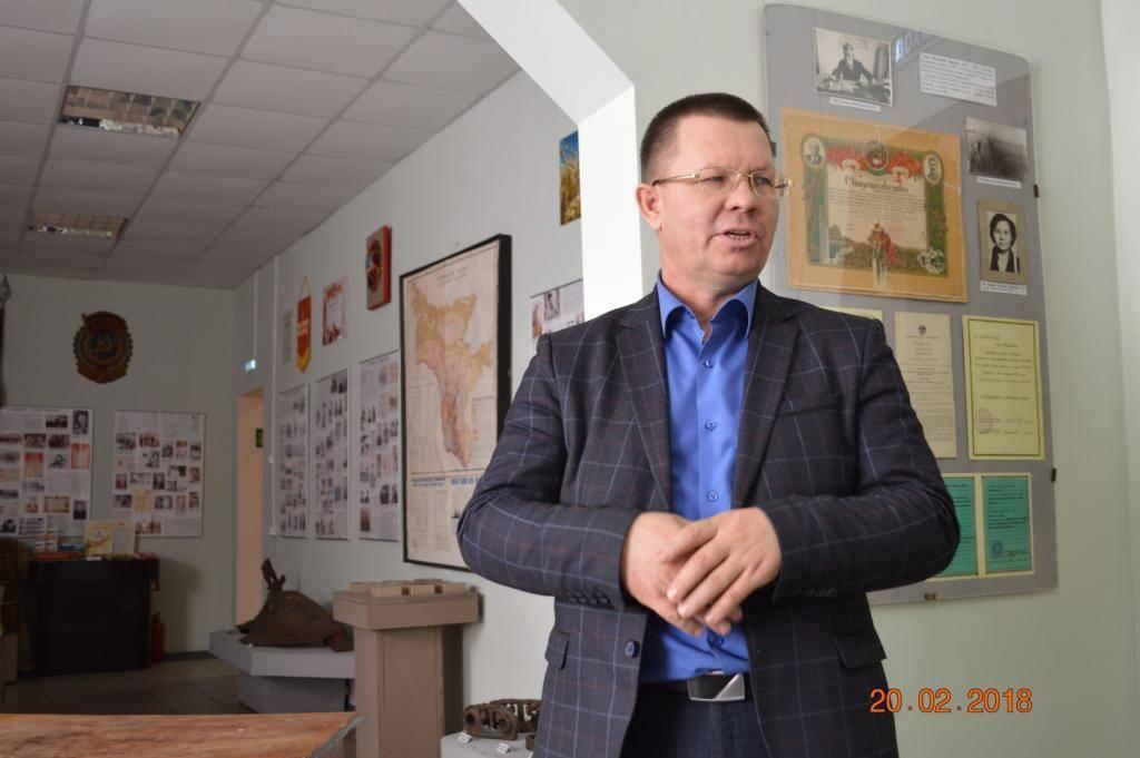Сергей Михайлович Смиренский
