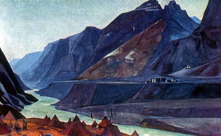Николай константинович рерих — художник, путешественник и просветленный мудрец