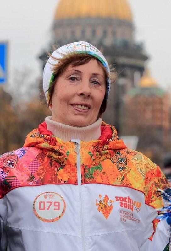 Биография Татьяны Казанкиной