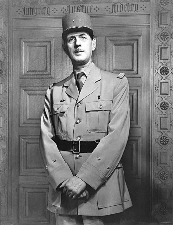 Шарль де голль биография кратко –интересные факты из жизни и политическая карьера генерала
