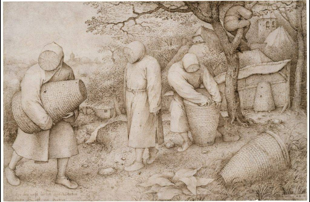 Брейгель питер младший: биография и картины