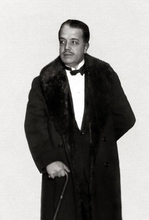 Сергей дягилев (1872–1929)