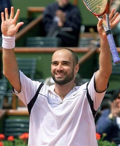 Андре агасси – биография, фото, личная жизнь, новости, теннис 2021 - 24сми